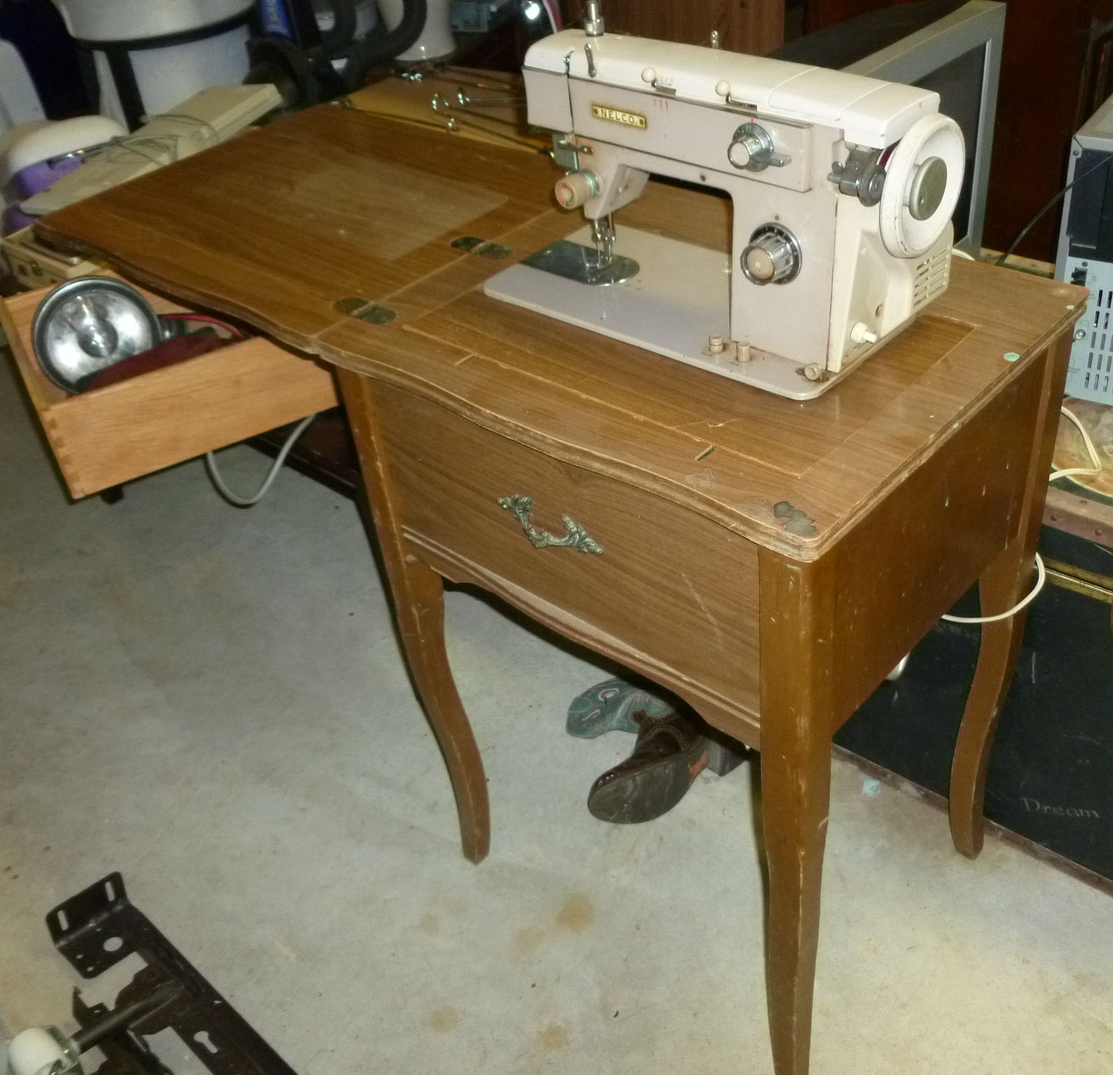 nelco ja38 sewing machine